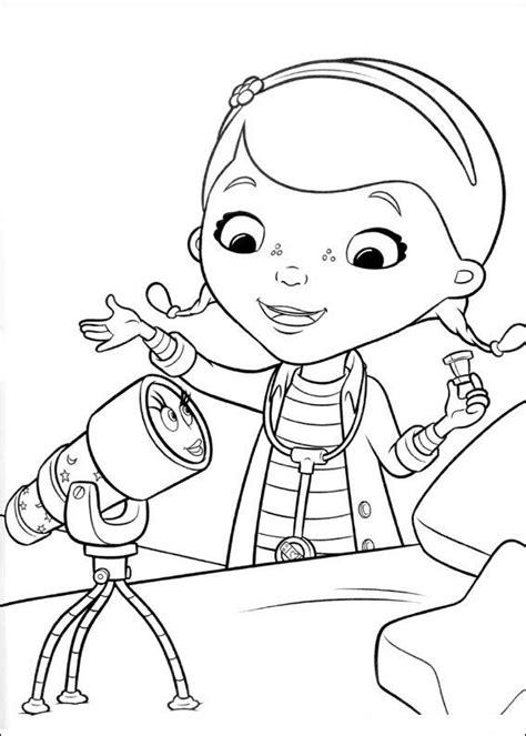 doc mcstuffins characters coloring pages de speelgoeddokter doc mcstuffins op kleurplatenenzo nl