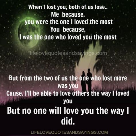 Lost Love Meme - you lost me quotes memes