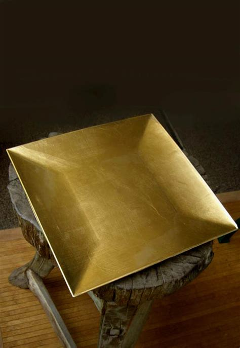 gold charger plates for 1 gold lacquered square charger plates 12 quot
