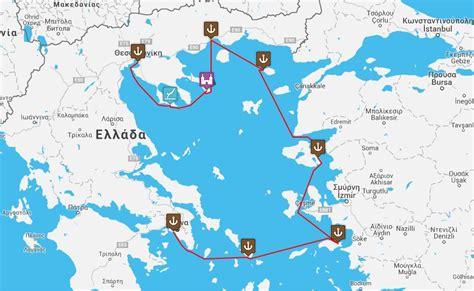sailing greece routes on apostle paul s steps pilgrimage cruise pilgrimage to