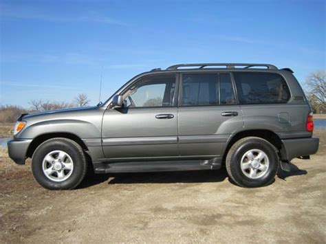 1999 Toyota Land Cruiser For Sale Find Used 1999 Toyota Land Cruiser 4x4 Runs Great