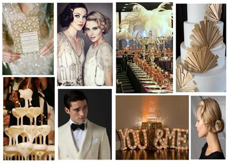 Modernist Themes In The Great Gatsby | a modern gatsby wedding soco events