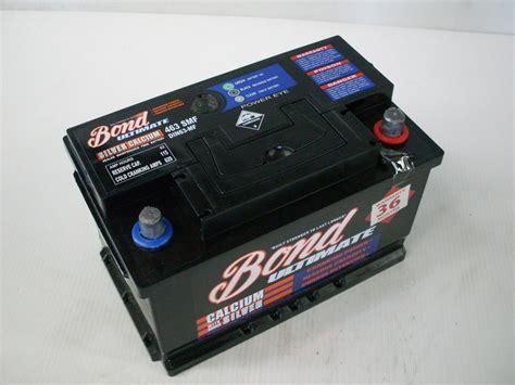 bmw 520 battery bond battery din63 463smf suit bmw 520i 520d 523i 525i