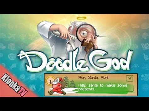 doodle god quest rise of doodle god quest run santa run walkthrough