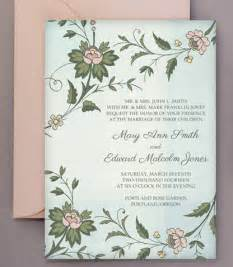 Wedding DIY: Free Printable Invitations & RSVP   Bespoke
