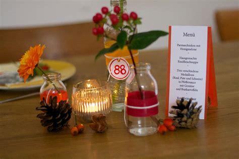 Tischdeko Hochzeit G Nstig by Tischdeko Geburtstag G 252 Nstig Execid