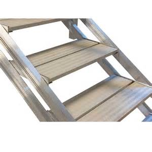 portable aluminum stairs bing images
