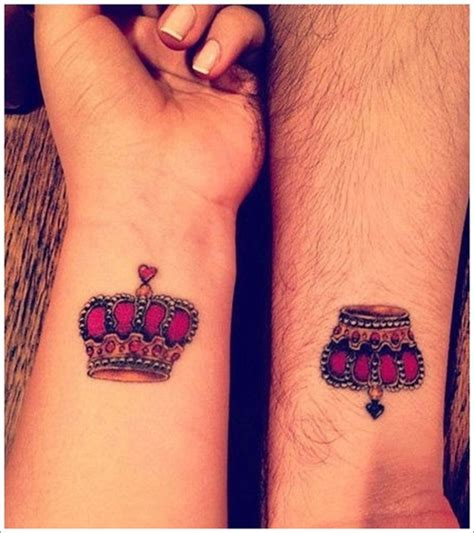 crown couple tattoo meaning 15 best crown tattoo designs with meanings styles at life