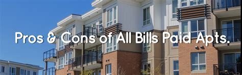 Apartment All Bills Paid Okc Ok Why All Bills Paid Apartments Aren T Always Cheaper