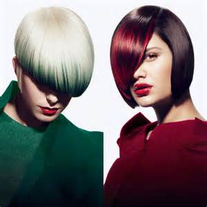 vidal sassoon color sassoon salon fall 2011 haircut and color collection