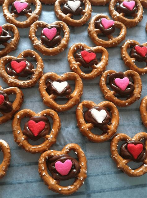 valentines day pretzels 15 unique diy s day gifts for that special someone