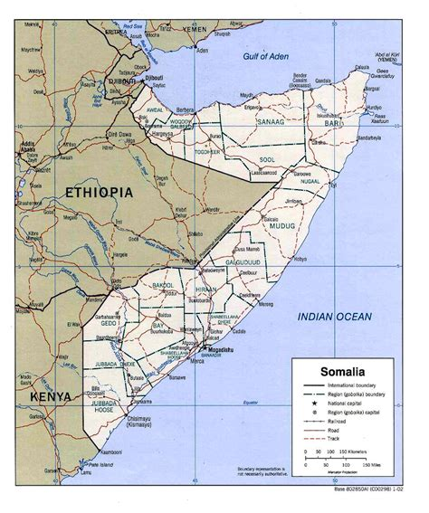 map of somalia somalia maps