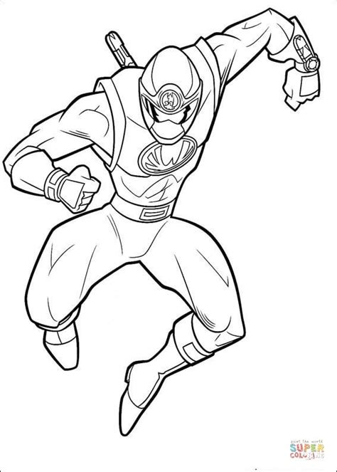 baby power rangers coloring pages ranger yellow coloring page free printable coloring pages