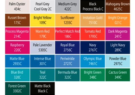 pantone color names pantone color name www imgkid com the image kid has it