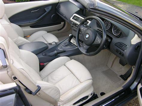 Car Interior Upholstery File 2005 Bmw 645ci Cabriolet Flickr The Car Spy 15