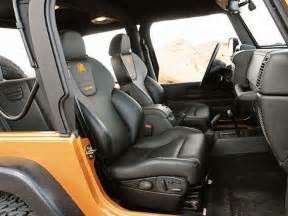 Jeep Seat 04114wd 06z 2004 Jeep Wrangler Tj Interior View Seats