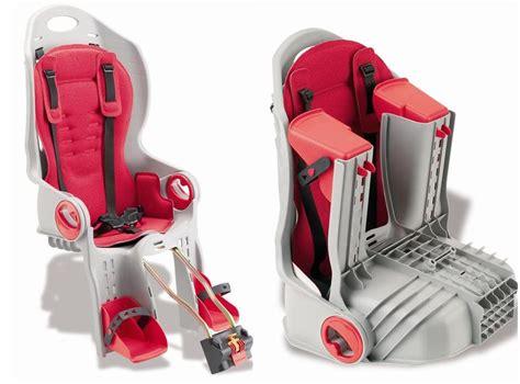 Reclining Child Bike Seat by Kooki Kid Cool Reclining Rear Childs Bike Seat