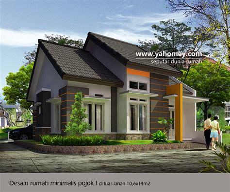 desain rumah hook minimalis desain rumah minimalis 1 lantai hook foto desain rumah