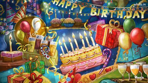 birthday painting happy birthday painting wallpaper