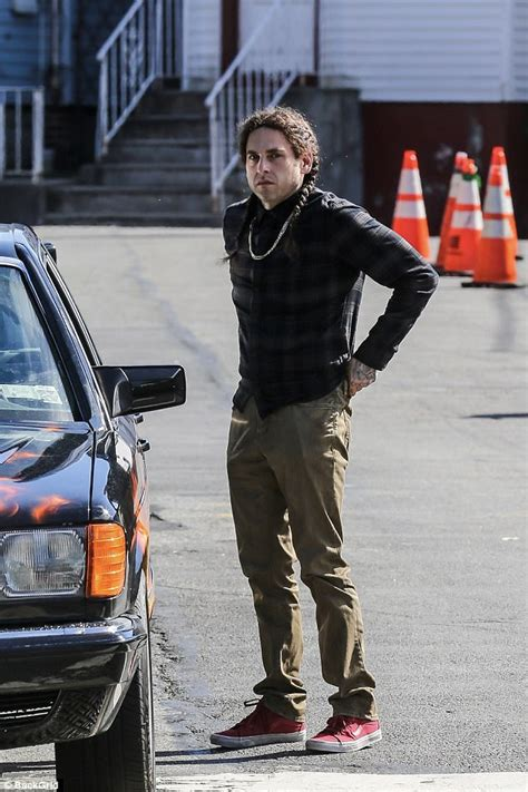jonah hill cuts edgy figure for new netflix series daily