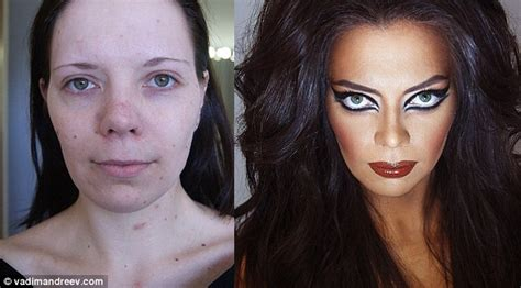 non celebrity incredinble makeovers most amazing make up makeovers show plain women