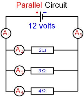 how to work out current through a resistor gcse physics electricity what is the current in a parallel circuit how to calculate the