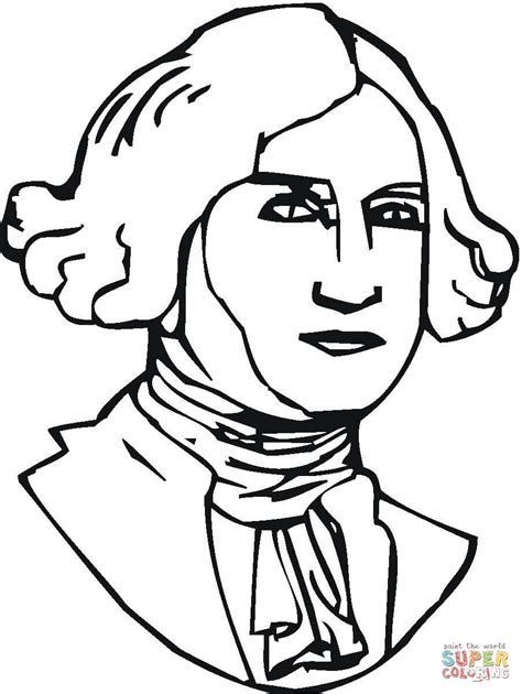 thomas jefferson coloring page free printable coloring pages