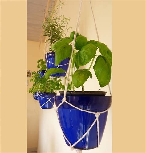 hanging herb planter hanging indoor herb garden 183 how to make a hanging planter