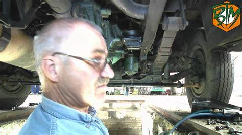 mercedes  motorlager wechseln tutorial reparatur