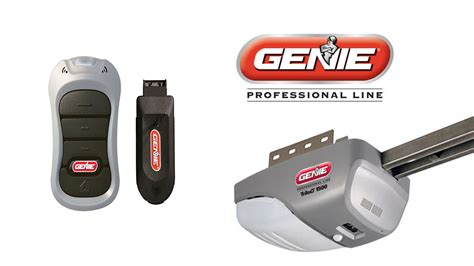 New Genie Garage Door Opener Local Garage Doors Automatic Door Openers