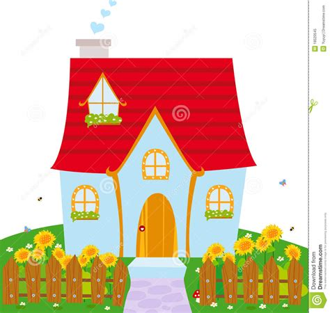 Arts And Crafts House Plans house royalty free stock photo image 18520545