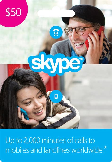 Skype Gift Card Discount - skype credit gift card 50 discounts