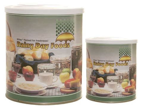 Dehydrated Food Shelf by Dehydrated Food Storage 10 And 2 5 Cans