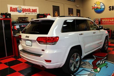 Jeep Hours Cleaned Coated In 3 Hours 2014 Jeep Grand