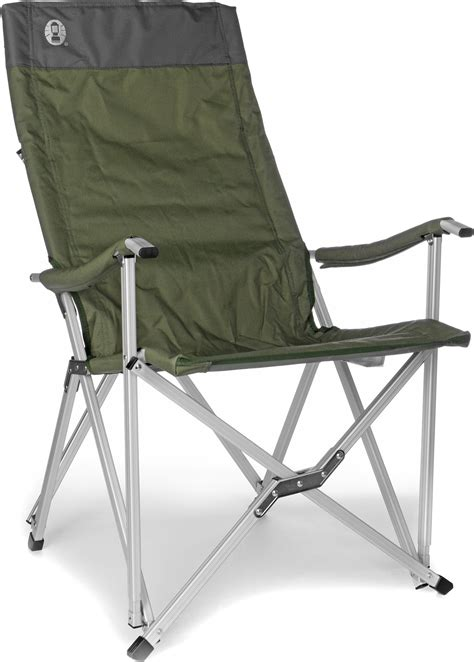 coleman stuhl coleman sling chair olive green