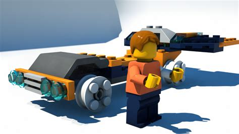 tutorial lego blender importing lego models into blender blendernation