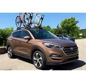 2016 Hyundai Tucson  Review