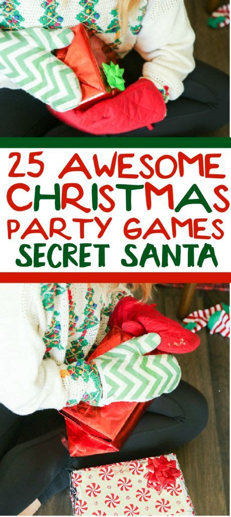 15 best ideas about christmas games on pinterest xmas
