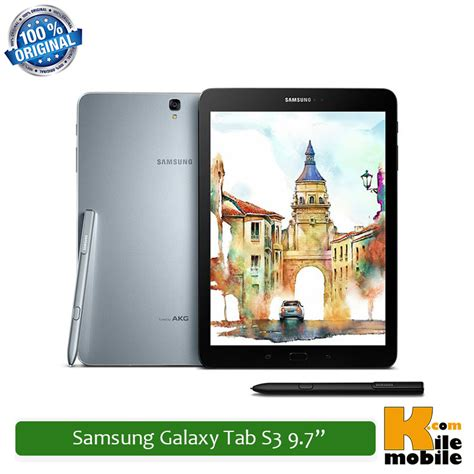 Samsung Galaxy Tab S3 9 7 Ram 4gb 32gb Original New original samsung galaxy tab s3 9 7 quot inches amoled 32gb rom 4gb ram 6000mah battery wifi