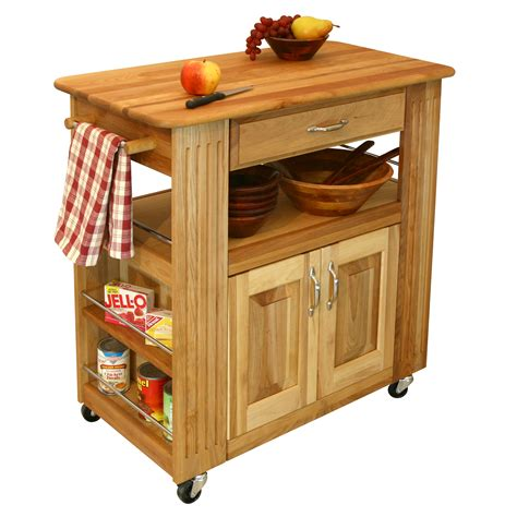 kitchen islands with butcher block top catskill butcher block of the kitchen island