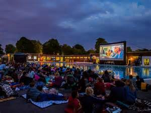Botanic Garden Cinema Best Outdoor Cinemas In The Uk Where To Outside In And Beyond Summer