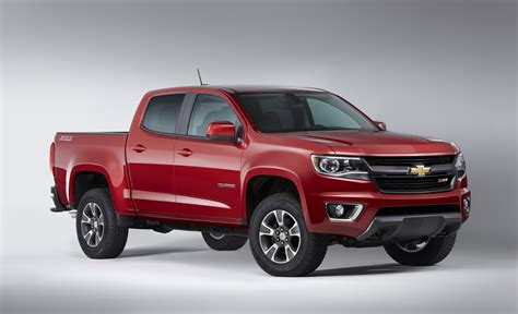 chevy colorado 2015 chevrolet colorado z71 the truth about cars