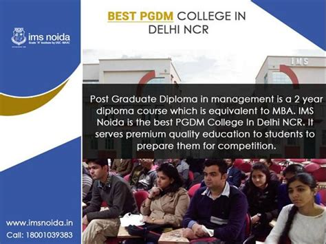 List Of Mba Colleges In Delhi Ncr Pdf by Choose Best Pgdm College In Delhi Ncr Authorstream