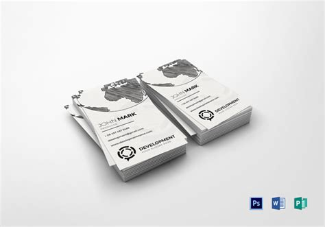 producer business card template cost effective business cards design graphics design
