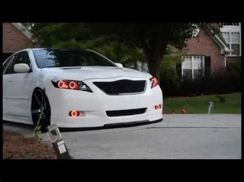 stanced toyota camry toyota camry stanced youtube