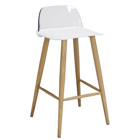 Furniture White Bar Stools by Lpd Furniture Chelsea White Bar Stool Pair Lpd