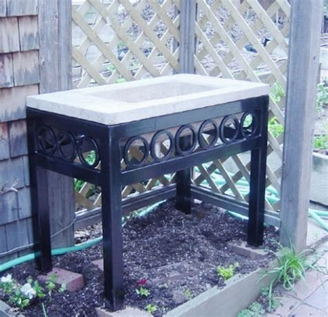 lavello giardino lavelli da giardino mobili giardino