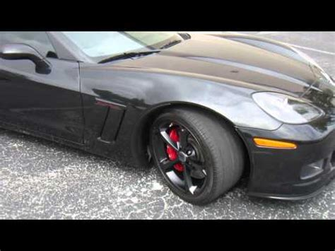 2012 carbon flash metallic corvette by advanced detailing