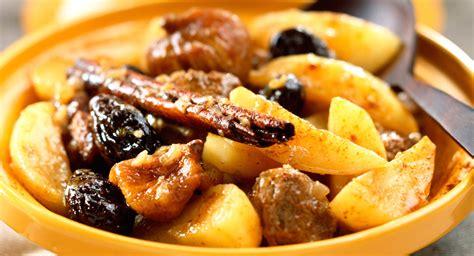 cuisine tajine recette du tajine agneau pruneaux cuisine marocaine