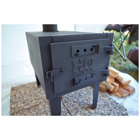 backyard wood stove hq issue outdoor wood stove 648081 stoves at sportsman